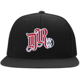 DRWW Embroidered Snapback (Red)
