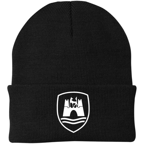 Wolfsburg Embroidered Beanie