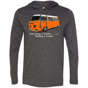 Camper Bus (Orange), - Aircooled VW - Vintage Vdub