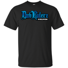 Load image into Gallery viewer, DubRiderz Shop Tee (Blue), - Aircooled VW - Vintage Vdub