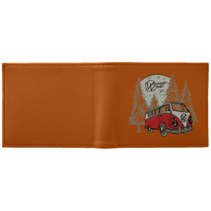 The Bulli Bi-Fold (Faux Leather), - Aircooled VW - Vintage Vdub