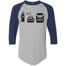 Load image into Gallery viewer, Gas Tee, - Aircooled VW - Vintage Vdub