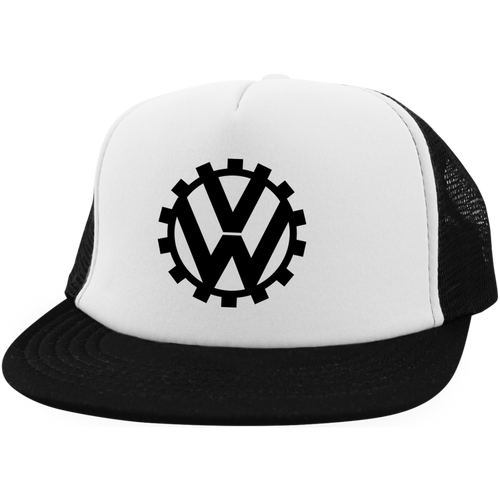 COG Embroidered Trucker, - Aircooled VW - Vintage Vdub