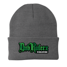 Load image into Gallery viewer, DubRiderz Beanie (Green), - Aircooled VW - Vintage Vdub