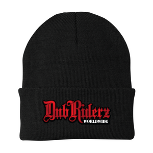 DubRiderz Beanie (Red), - Aircooled VW - Vintage Vdub