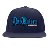 DubRiderz Embroidered Flexfit (Blue)