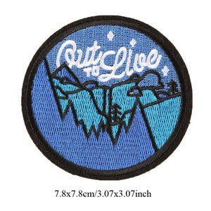 Explore Embroidered Patch, - Aircooled VW - Vintage Vdub