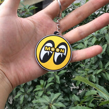 Load image into Gallery viewer, Mooneyes Keyring CODE: FREEGIFT25, - Aircooled VW - Vintage Vdub