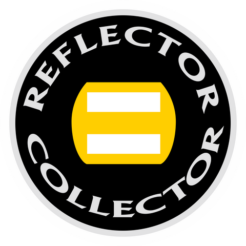 Reflector Collector Sticker (3 x 3 in.)