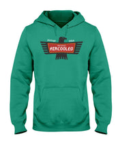 Load image into Gallery viewer, Old School Aircooled V.2 Hoodie, - Aircooled VW - Vintage Vdub
