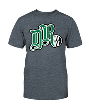 Load image into Gallery viewer, DubRiderz Shop V.2  Men's Tee (Green), - Aircooled VW - Vintage Vdub