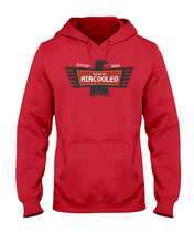 Load image into Gallery viewer, Old School Aircooled V.2 Hoodie - Vintage Vdub