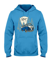 Load image into Gallery viewer, Moonlight Drive Hoodie - Vintage Vdub