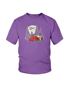 Moonlight Drive Kids Tee - Vintage Vdub