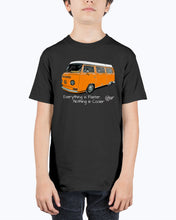 Load image into Gallery viewer, Everthing Is Faster Nothing Is Cooler Westy Kids T-Shirt - Vintage Vdub