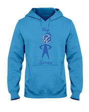 Load image into Gallery viewer, Bug Service Hoodie - Vintage Vdub