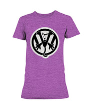 Load image into Gallery viewer, Kool Kat Women's T-Shirt, - Aircooled VW - Vintage Vdub