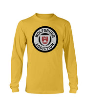 Load image into Gallery viewer, Wolfsburg Addiction Men's Long Sleeve, - Aircooled VW - Vintage Vdub