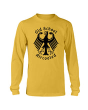 Load image into Gallery viewer, Old School Aircooled Men's Long Sleeve, - Aircooled VW - Vintage Vdub