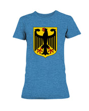 Load image into Gallery viewer, German Eagle Women's T-Shirt - Vintage Vdub