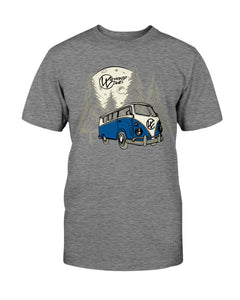Moonlight Drive Men's Tee, - Aircooled VW - Vintage Vdub