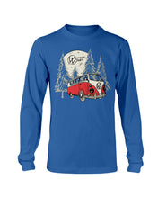 Load image into Gallery viewer, Moonlight Drive Men's Long Sleeve, - Aircooled VW - Vintage Vdub