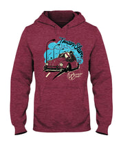 Load image into Gallery viewer, Toucan Slam Hoodie, - Aircooled VW - Vintage Vdub