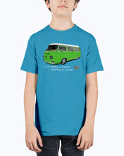 Load image into Gallery viewer, Everything Is Faster Westy Kids Tee, - Aircooled VW - Vintage Vdub