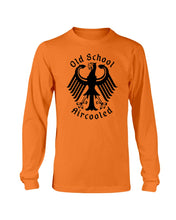 Load image into Gallery viewer, Old School Aircooled Men's Long Sleeve - Vintage Vdub