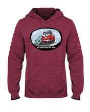 Load image into Gallery viewer, My Best Friend Is A Bulli Hoodie, - Aircooled VW - Vintage Vdub