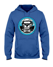 Load image into Gallery viewer, Space Truckin Hoodie, - Aircooled VW - Vintage Vdub