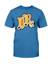 Load image into Gallery viewer, DubRiderz Shop V.2  Men's Tee (Gold), - Aircooled VW - Vintage Vdub