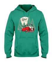 Load image into Gallery viewer, Moonlight Drive Hoodie, - Aircooled VW - Vintage Vdub