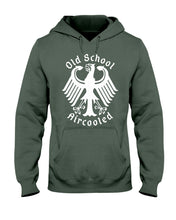 Load image into Gallery viewer, Old School Aircooled Hoodie - Vintage Vdub