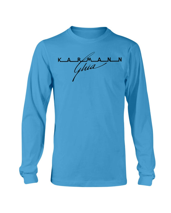 Ghia Men's Long Sleeve, - Aircooled VW - Vintage Vdub