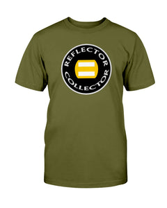 Reflector Collector Unisex T-Shirt, - Aircooled VW - Vintage Vdub