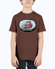 Load image into Gallery viewer, My Best Friend Is A Bulli  Kids Tee - Vintage Vdub