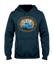 Load image into Gallery viewer, KDF Knuckle Dragging Family Hoodie, - Aircooled VW - Vintage Vdub