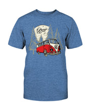 Load image into Gallery viewer, Moonlight Drive Men's Tee, - Aircooled VW - Vintage Vdub