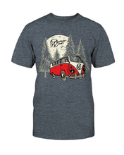 Load image into Gallery viewer, Moonlight Drive Unisex T-Shirt, - Aircooled VW - Vintage Vdub