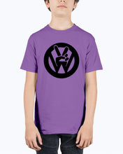 Load image into Gallery viewer, Peace Sign Kids Tee, - Aircooled VW - Vintage Vdub