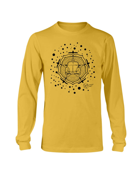 Daytripper Men's Long Sleeve, - Aircooled VW - Vintage Vdub