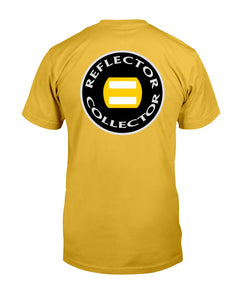 Reflector Collector  F/B Unisex T-Shirt, - Aircooled VW - Vintage Vdub