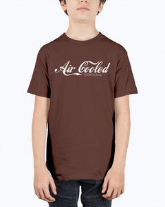 Air Cooled Vintage Vdub Kids Tee, - Aircooled VW - Vintage Vdub
