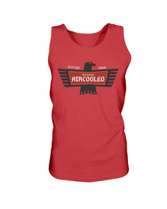 Old School Aircooled Men's Tank Top, - Aircooled VW - Vintage Vdub