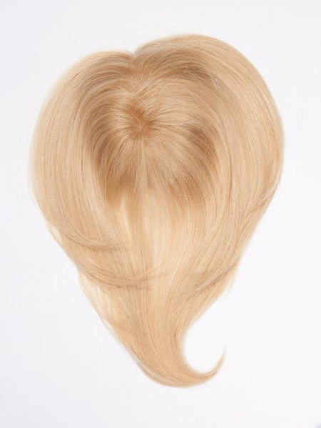 "12"" TOP FORM *Human Hairpiece*-Women's Top Pieces/Toppers-JON RENAU-1B HOT FUDGE 