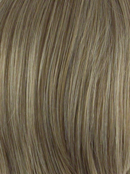 ADD-ON LEFT *Human Hairpiece*-Women's Top Pieces/Toppers-ENVY-DARK BLONDE-SIN CITY WIGS