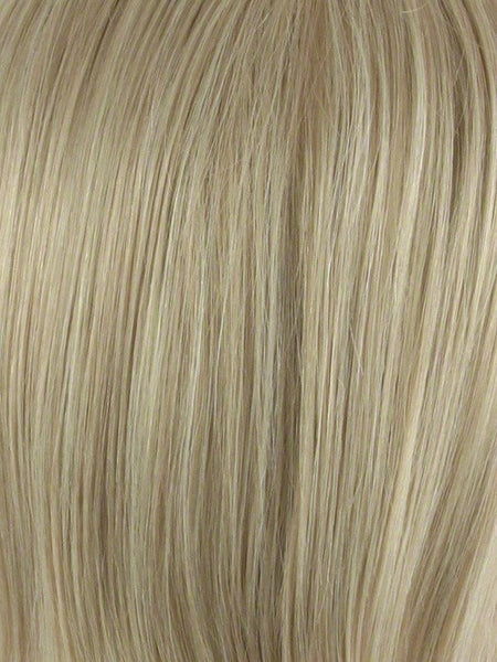 ADD-ON LEFT *Human Hairpiece*-Women's Top Pieces/Toppers-ENVY-MEDIUM BLONDE-SIN CITY WIGS