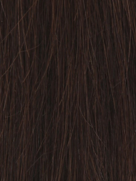 AMBER *Human Hair Wig*-Women's Wigs-LOUIS FERRE-CAPPUCCINO-SIN CITY WIGS