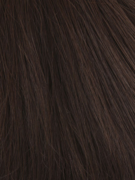 ASHLEY-Women's Wigs-LOUIS FERRE-6 DARK CHOCOLATE-SIN CITY WIGS